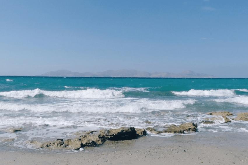 Beach hopping - things to do on Kos